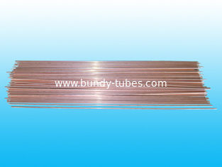 Double tube de Bundy de mur