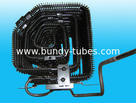External Wire Tube Condenser With Copper Coated Steel Tube