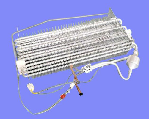 Économique dégivrez les pièces à ailettes de congélateur de vaporisateur/réfrigérateur d'appareil de chauffage