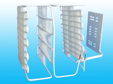 Câblez les vaporisateurs de réfrigération de tube avec le diamètre de 4.0mm pour le système de refroidissement
